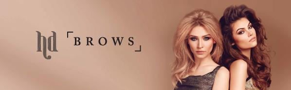 HD Brows Autumn/Winter Logo alt text.