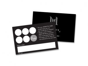 HD Brows Addicts Card 2 alt text.